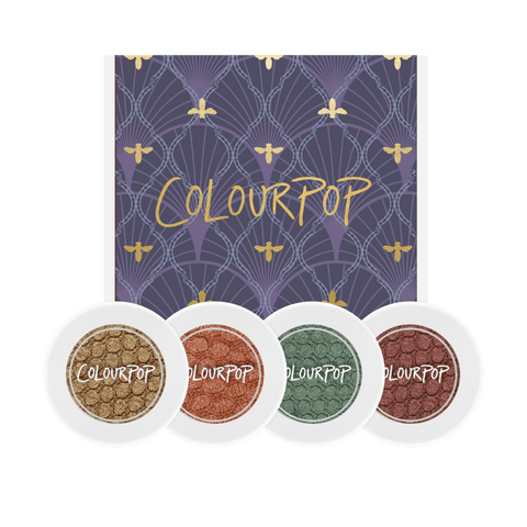 Colourpop Studio 1400 Foursome - Eyeshadow Bundle