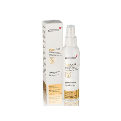 Swisscare Suncare Oil Spray SPF50 150ml