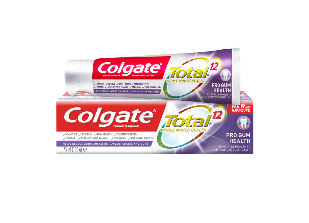 Colgate Total 12 Whole Mouth Health Toothpaste - Pro Gum Health