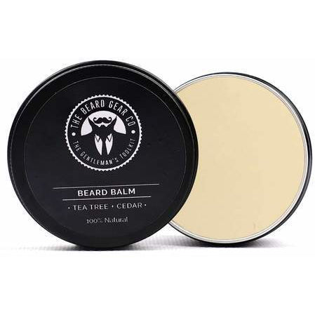 The Beard Gear Co - Tea Tree & Cedar Beard Balm