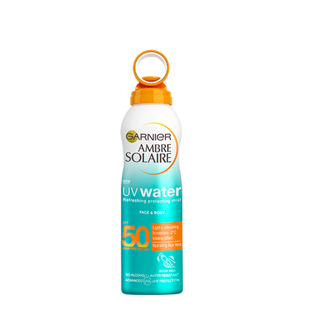 Garnier Ambre Solaire UV Water Refreshing Protecting Mist