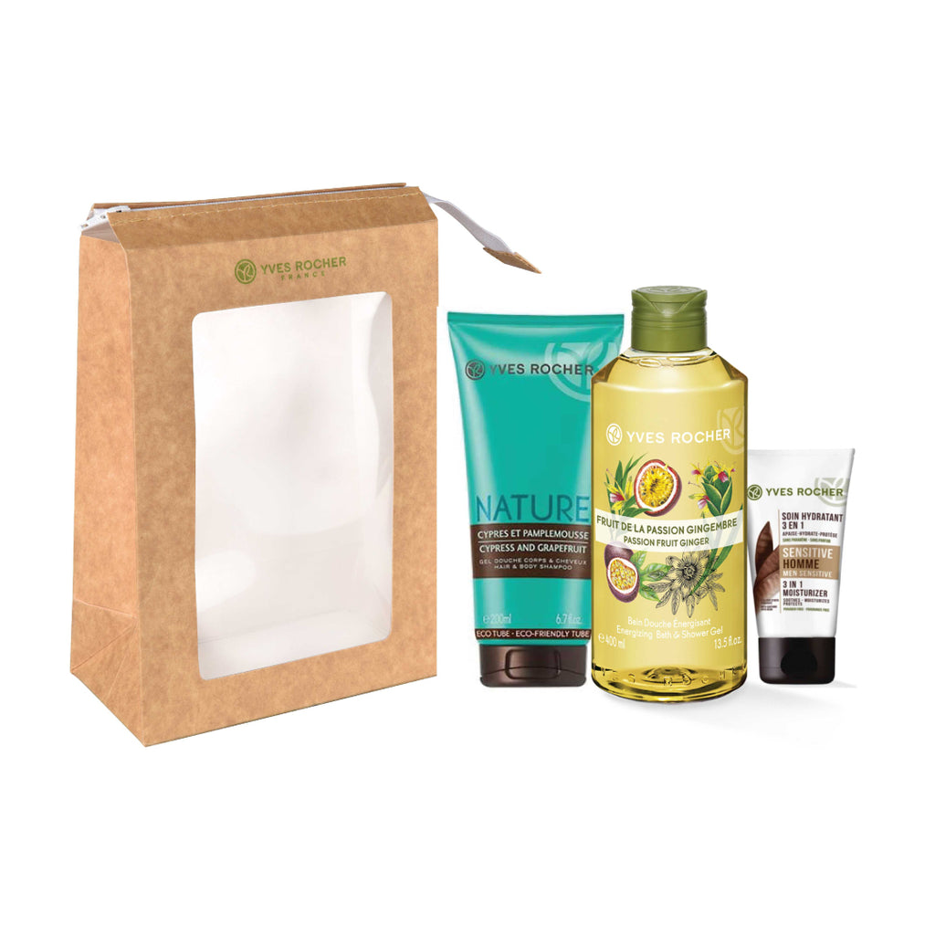 Yves Rocher Ramadan Men Bundle 30% Off!