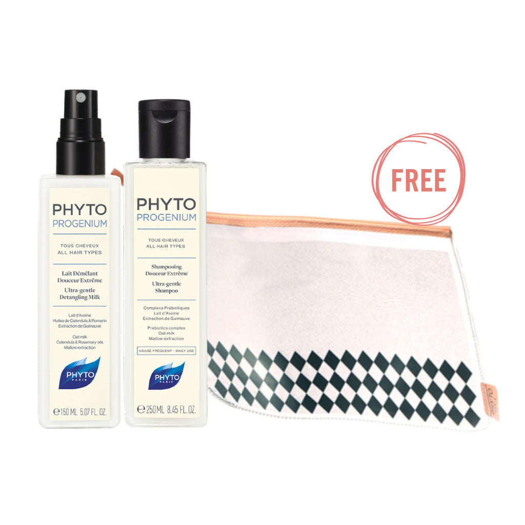 Phyto March Detangling Offer + Free Pouch