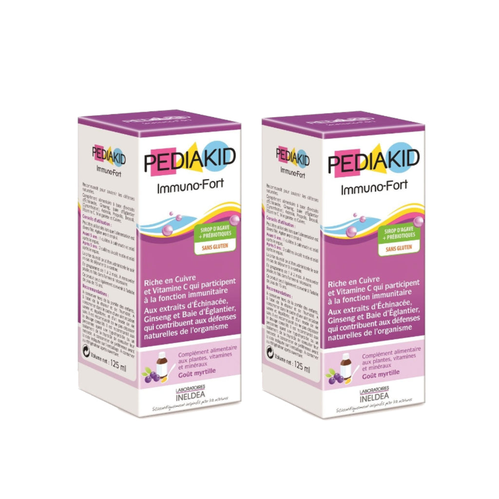 Pediakid Immunity Strength Syrup Offer 25% Off!