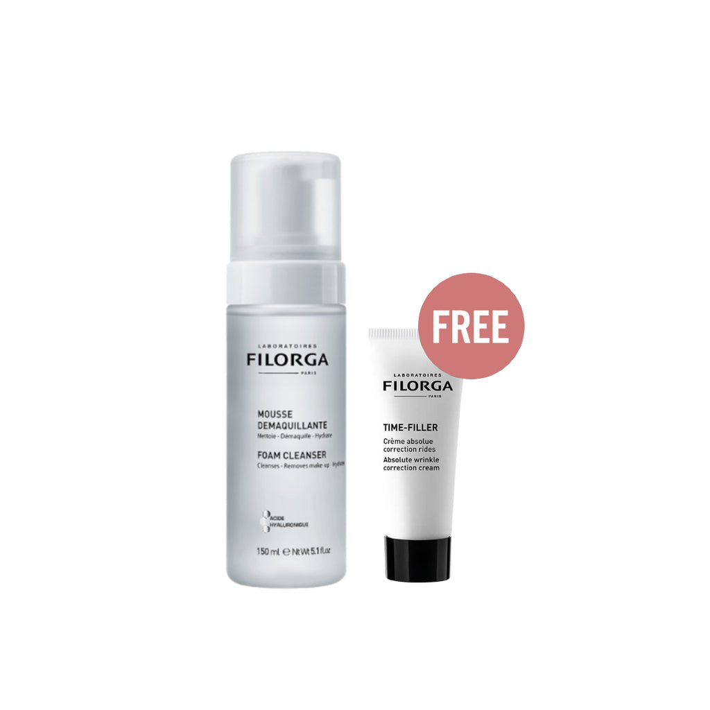 Filorga March Cleansing Offer + Free Tube Time Filler 7 ml