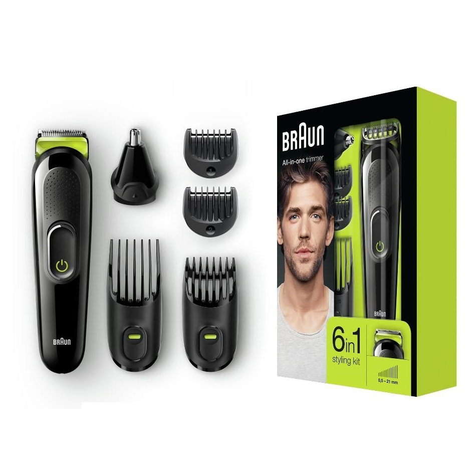 Braun MGK3021 Multifunction Trimmer
