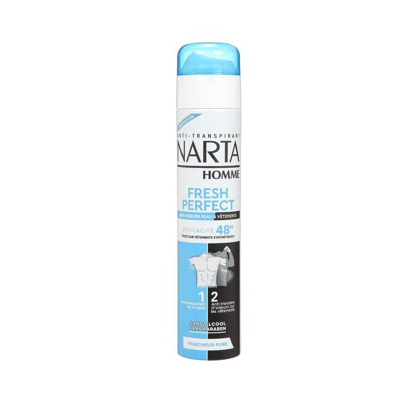 Narta Men Deodorant Fresh Perfect Spray