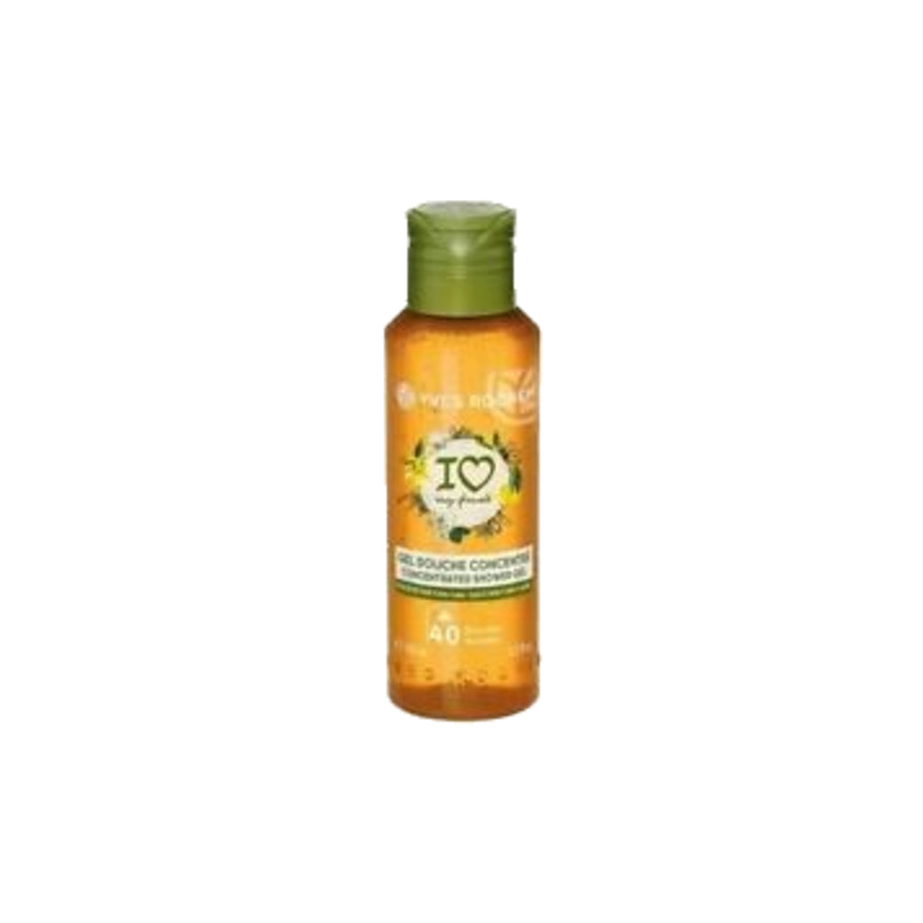 Yves Rocher Concentrated Shower Gel Tiare Ylang Ylang