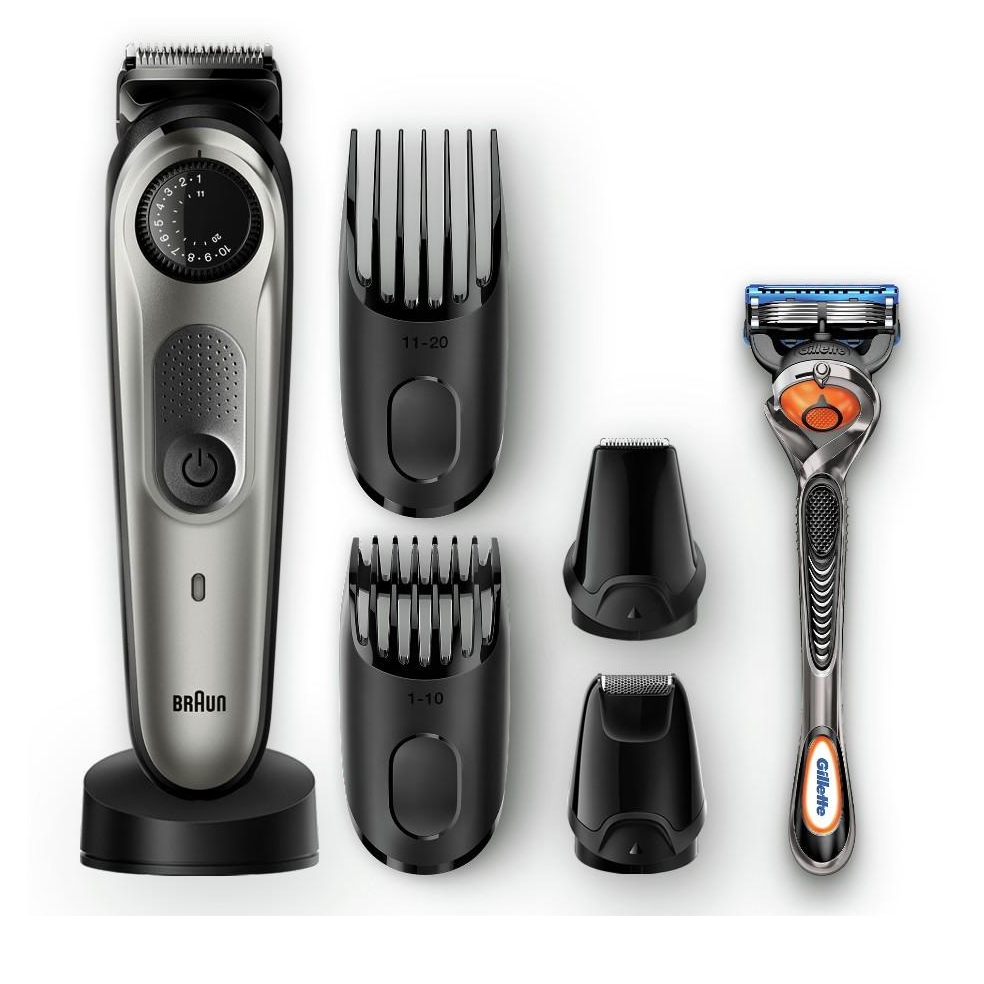 Braun BT7040 Gray Chin Cutter