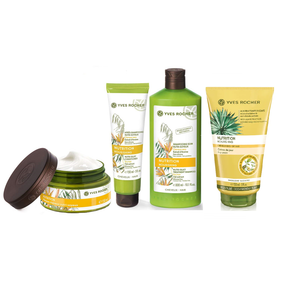 Yves Rocher Holiday Sets: Nutrition Hair %20 OFF