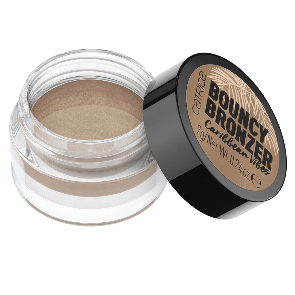 Catrice Bouncy Glowy Bronzer Caribbean Vibes