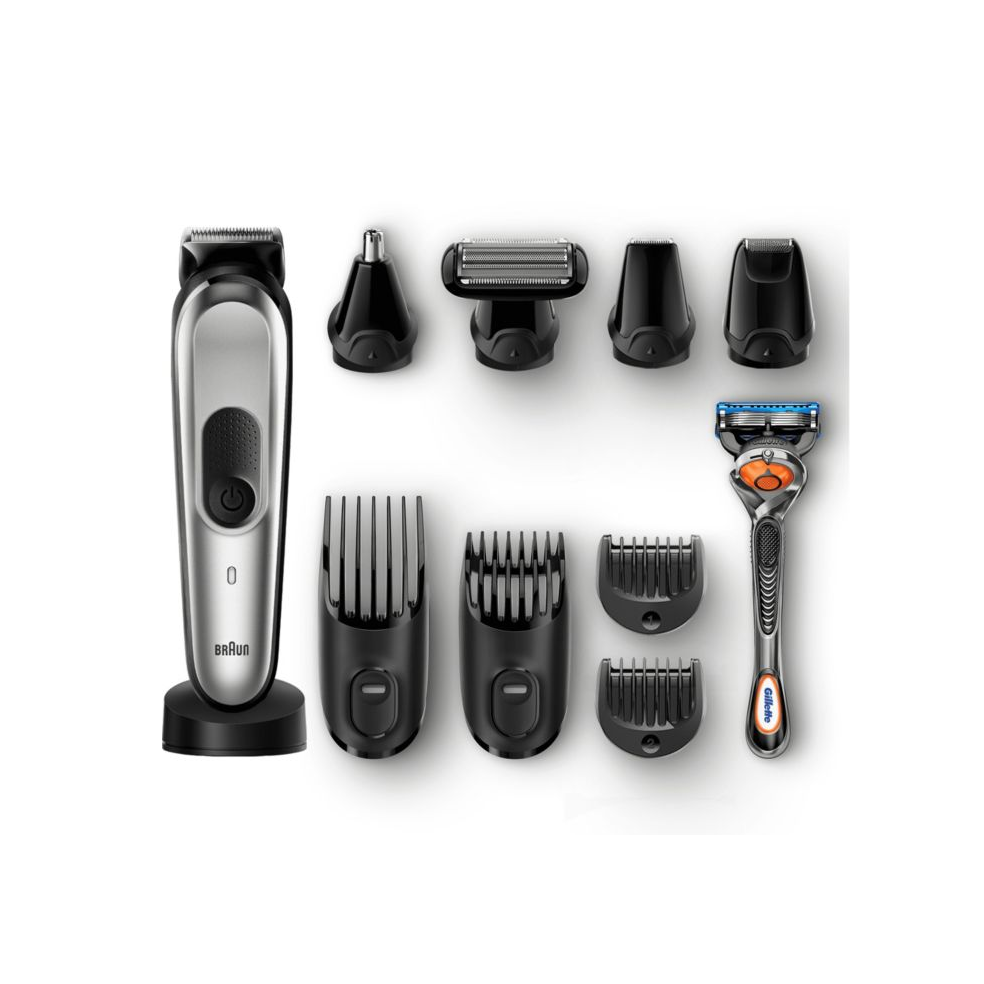 Braun Shaver Multigrooming Kit MGK7920 Set with Organizer