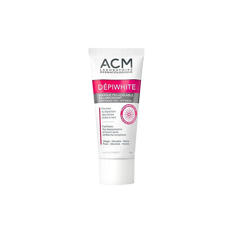 ACM Depiwhite Mask Whitening Peel Off Mask