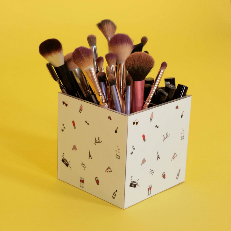 By Nadia M - Sassy Brush Organizer