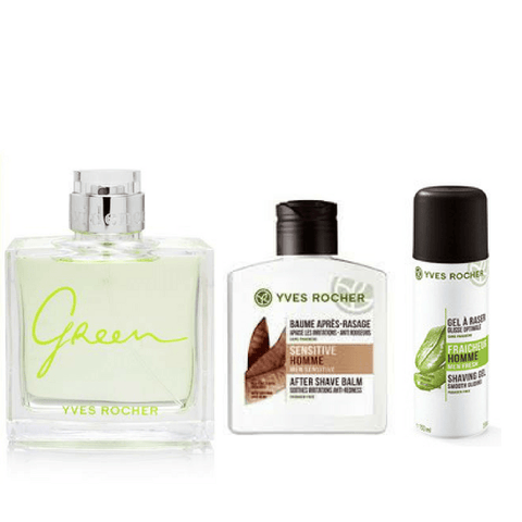 Yves Rocher Evidence Green Gift Set