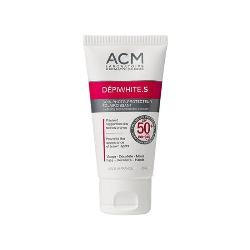 ACM Depiwhite S SPF50+ Whitening Lightening Skincare