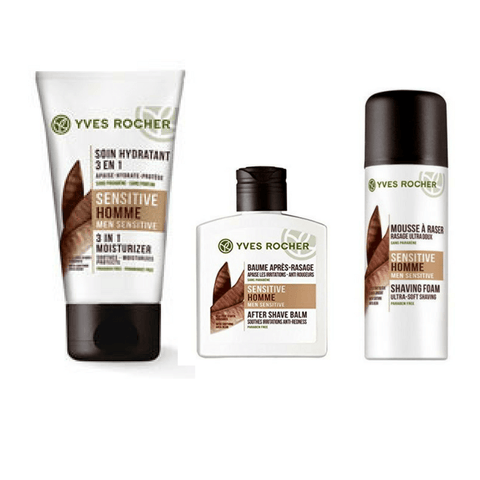 Yves Rocher Homme Sensitive Gift Set