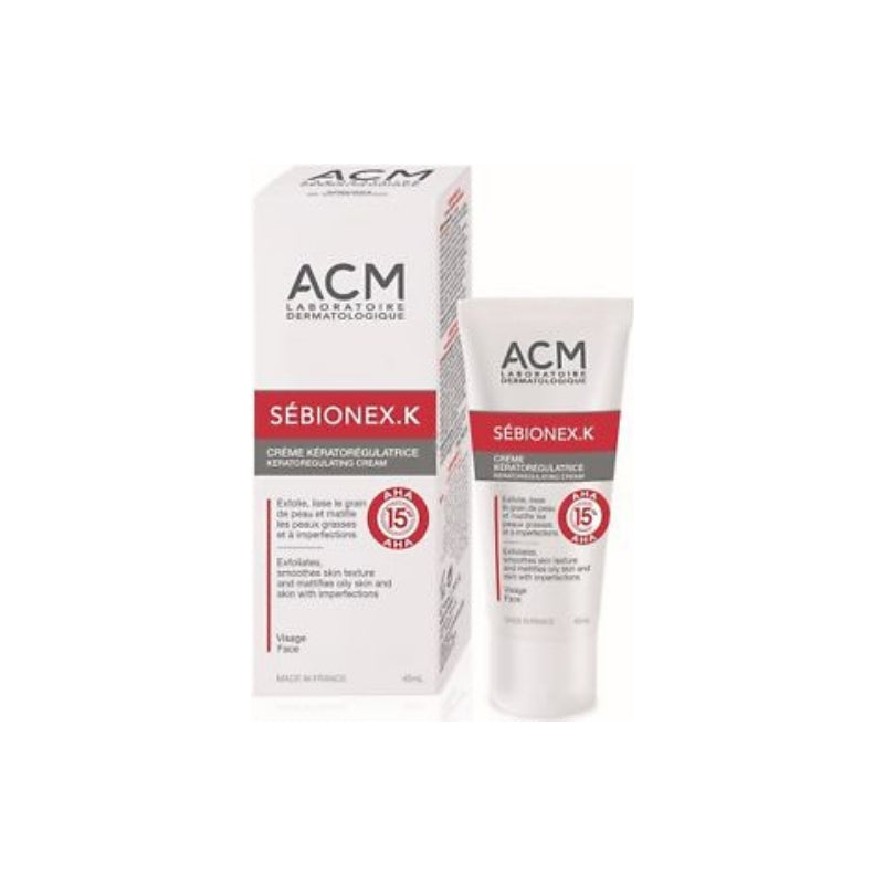 ACM Sebionex K Cream Daily Scrub