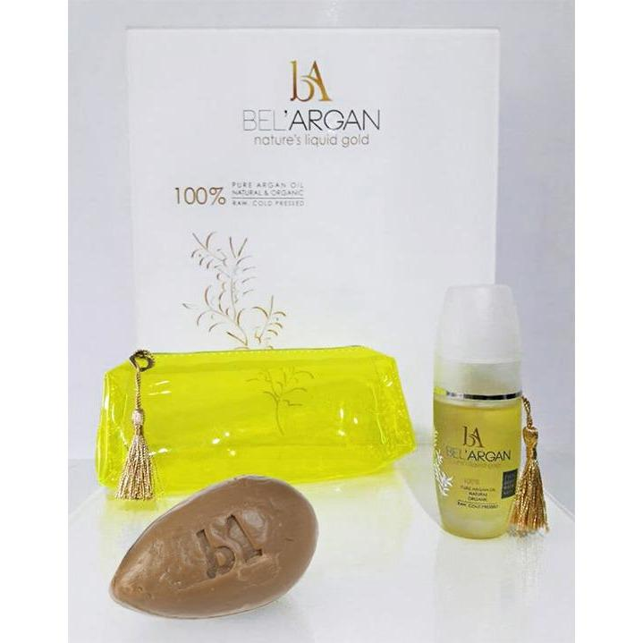 Bel Argan Argan Sweet Mystical Oil Gift Set