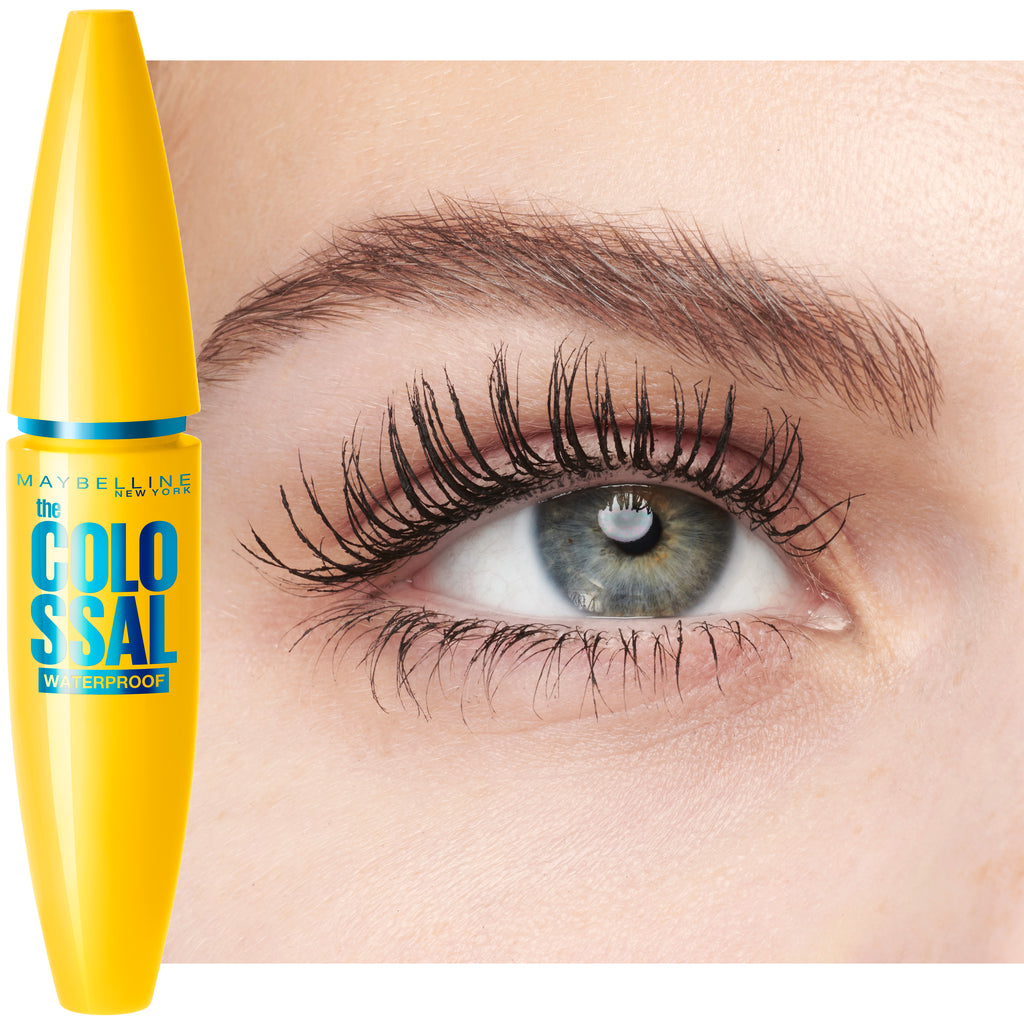 Maybelline The Colossal Big Shot Mascara - Waterproof