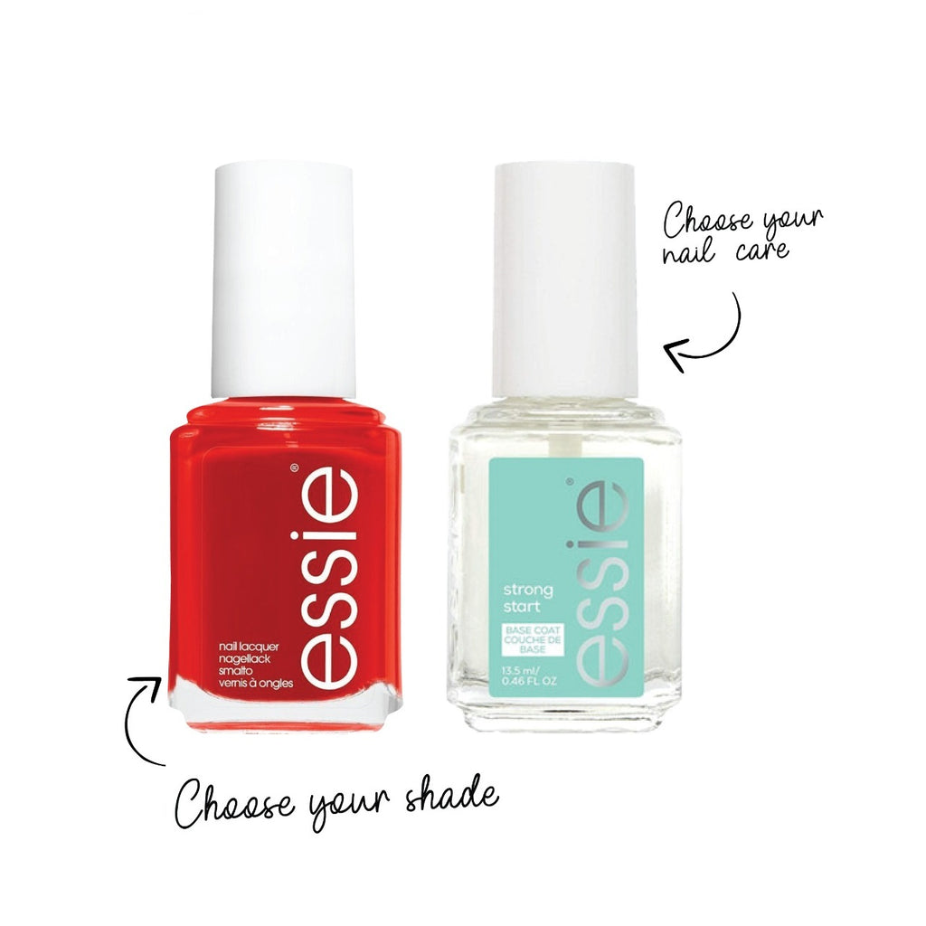Essie Nail Polish Best Of Reds + Care Offer 15% Off!