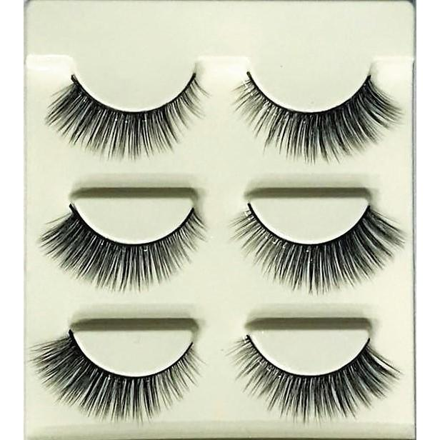 Samra Lashes Raya Lashes - For Small Eyes