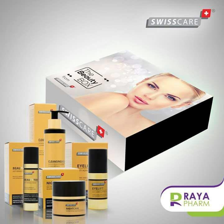 Swisscare Beauty Box Gift Set