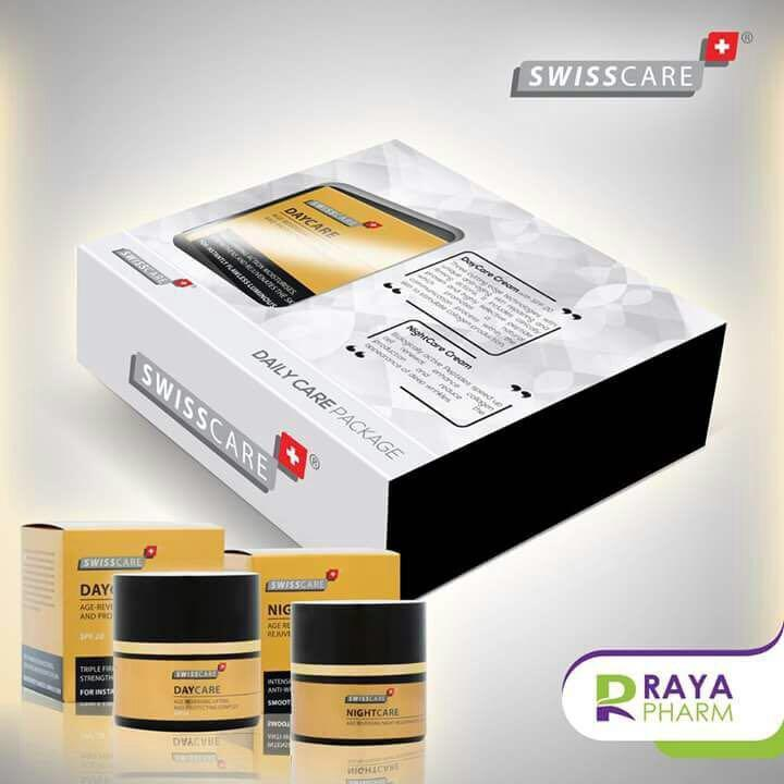 Swisscare Daily Care Gift Set