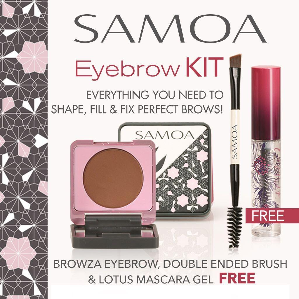 Samoa Browza Eyebrow Kit