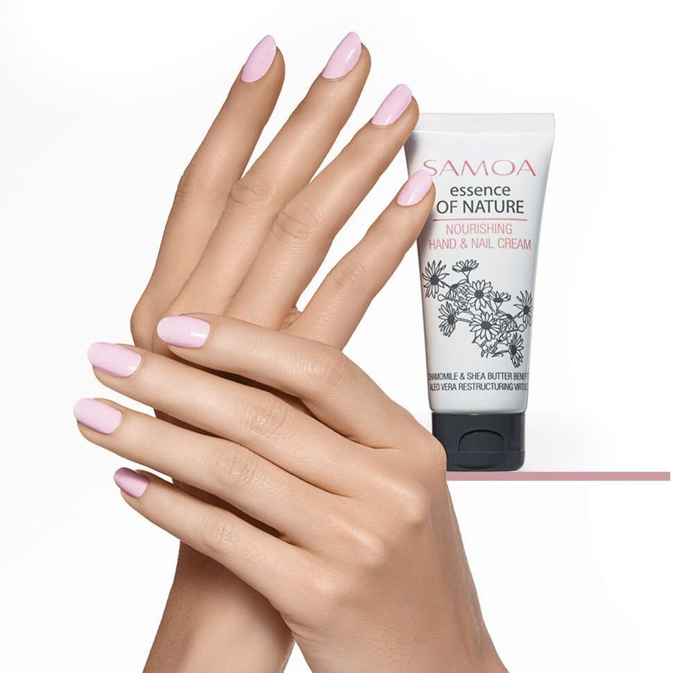 Samoa Essence of Nature Hand & Nail Cream