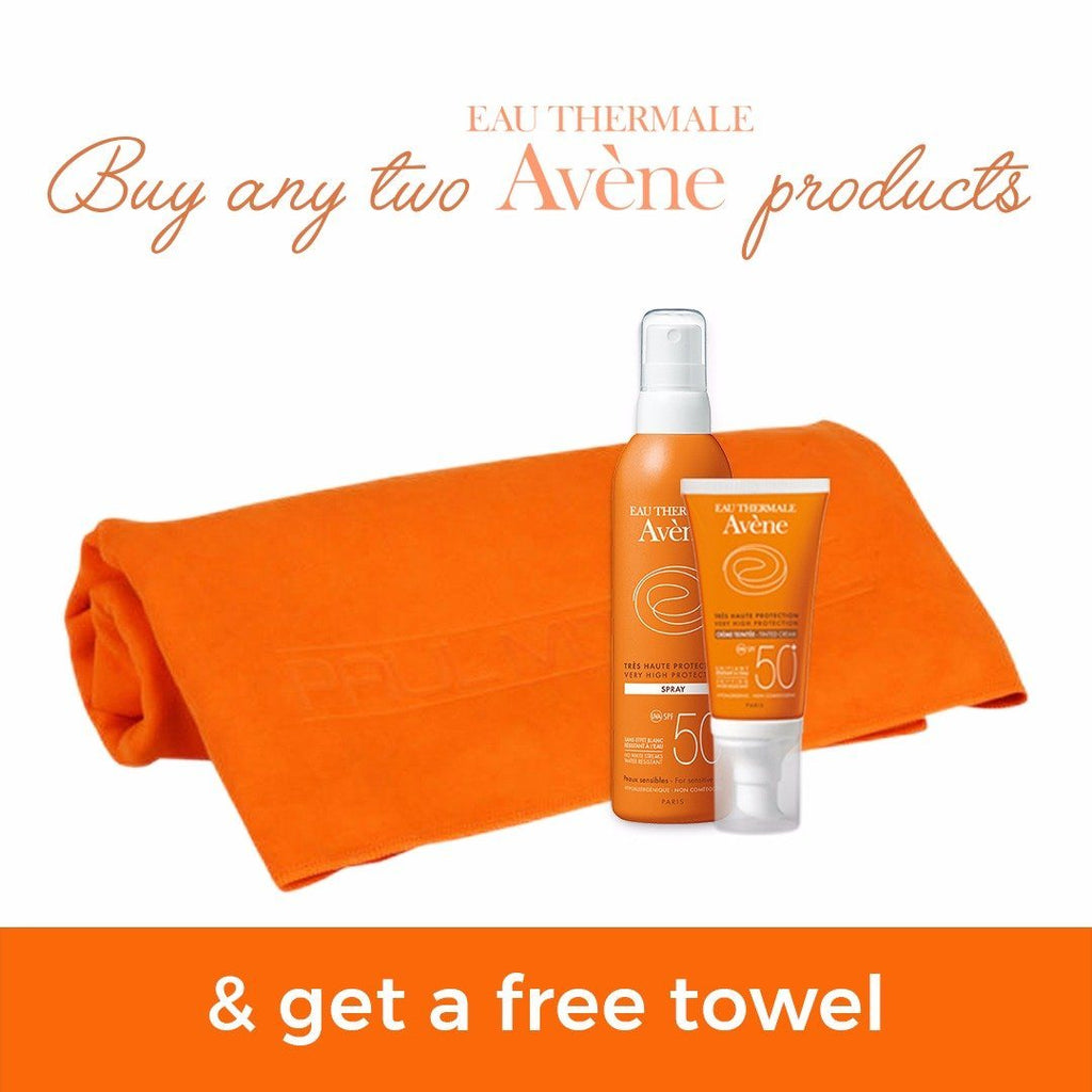 Avene Beach Towel - Gift with any 2 Avene Products [Not for Sale]