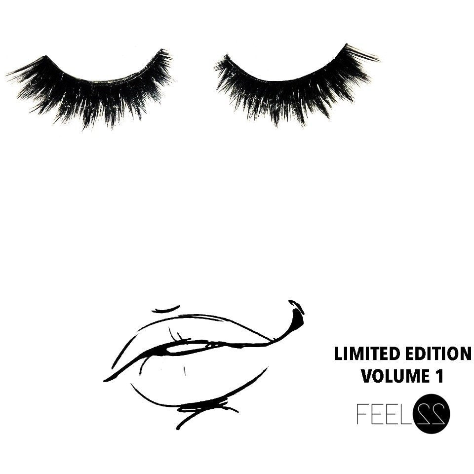 Samra Lashes Limited Edition - Volume 1