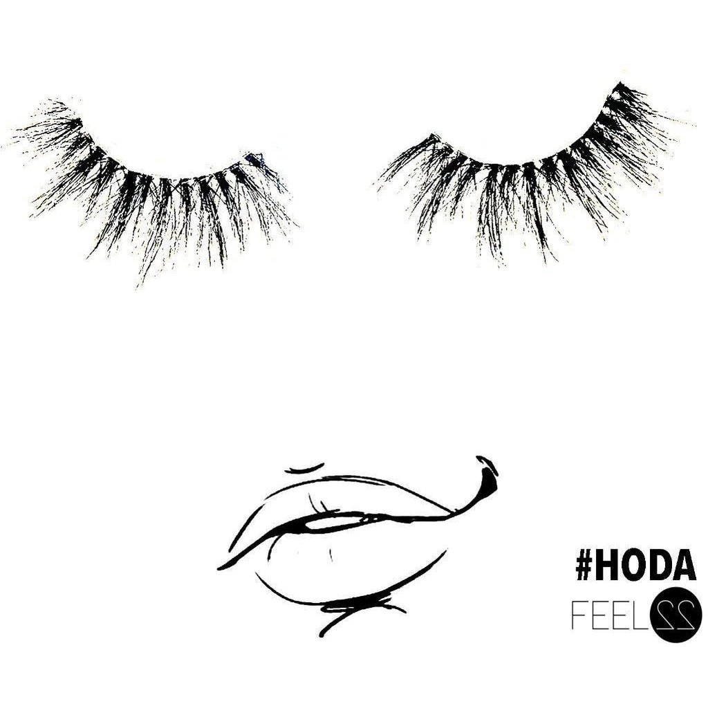 Samra Lashes One Pair - Luxury Collection #Hoda
