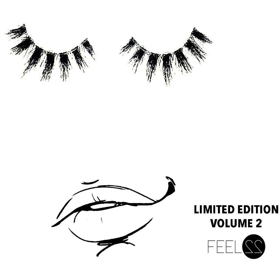 Samra Lashes Limited Edition - Volume 2