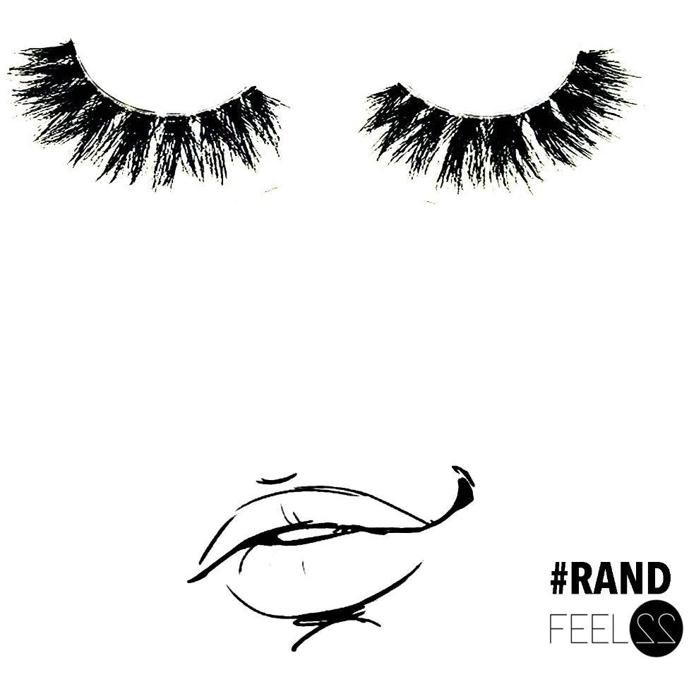 Samra Lashes One Pair - Luxury Collection #Rand