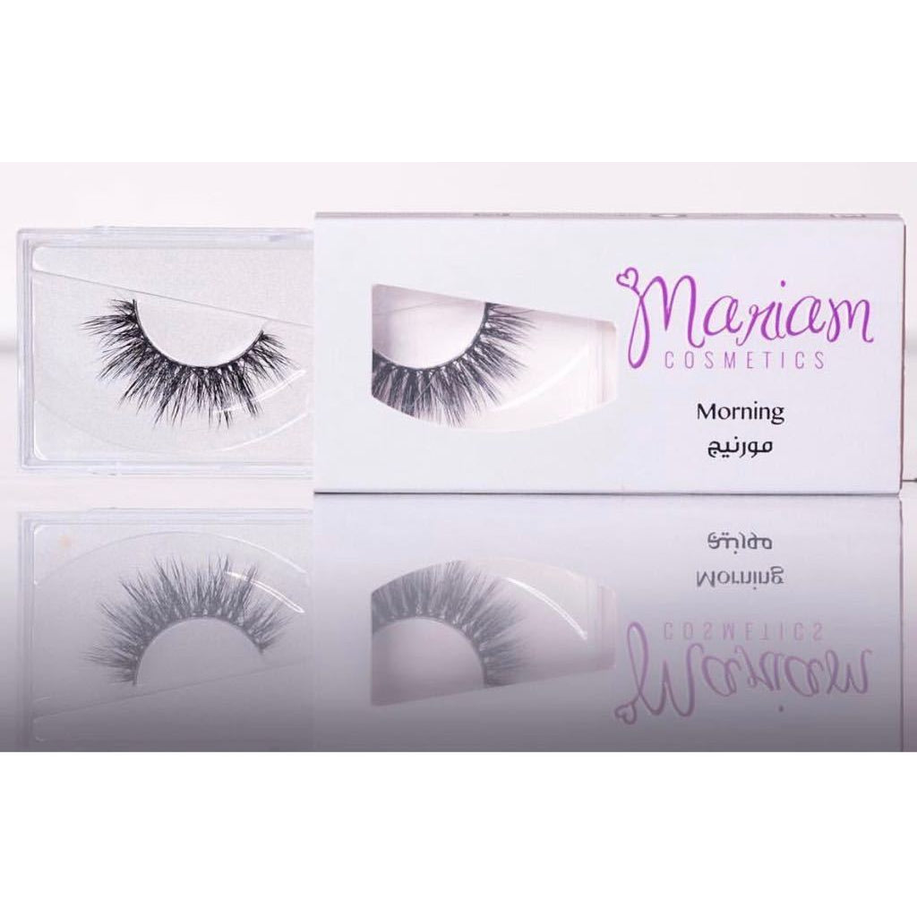 Mariam Cosmetics False Lashes - Morning