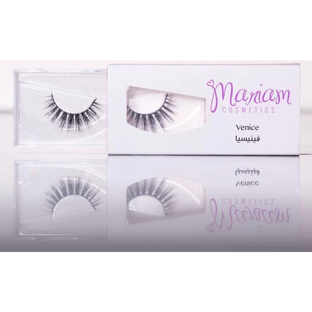 Mariam Cosmetics False Lashes - Venice