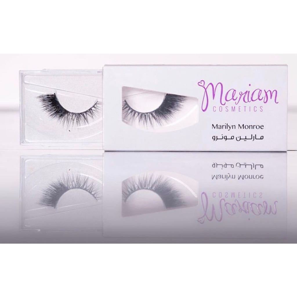 Mariam Cosmetics False Lashes - Marilyn Monroe