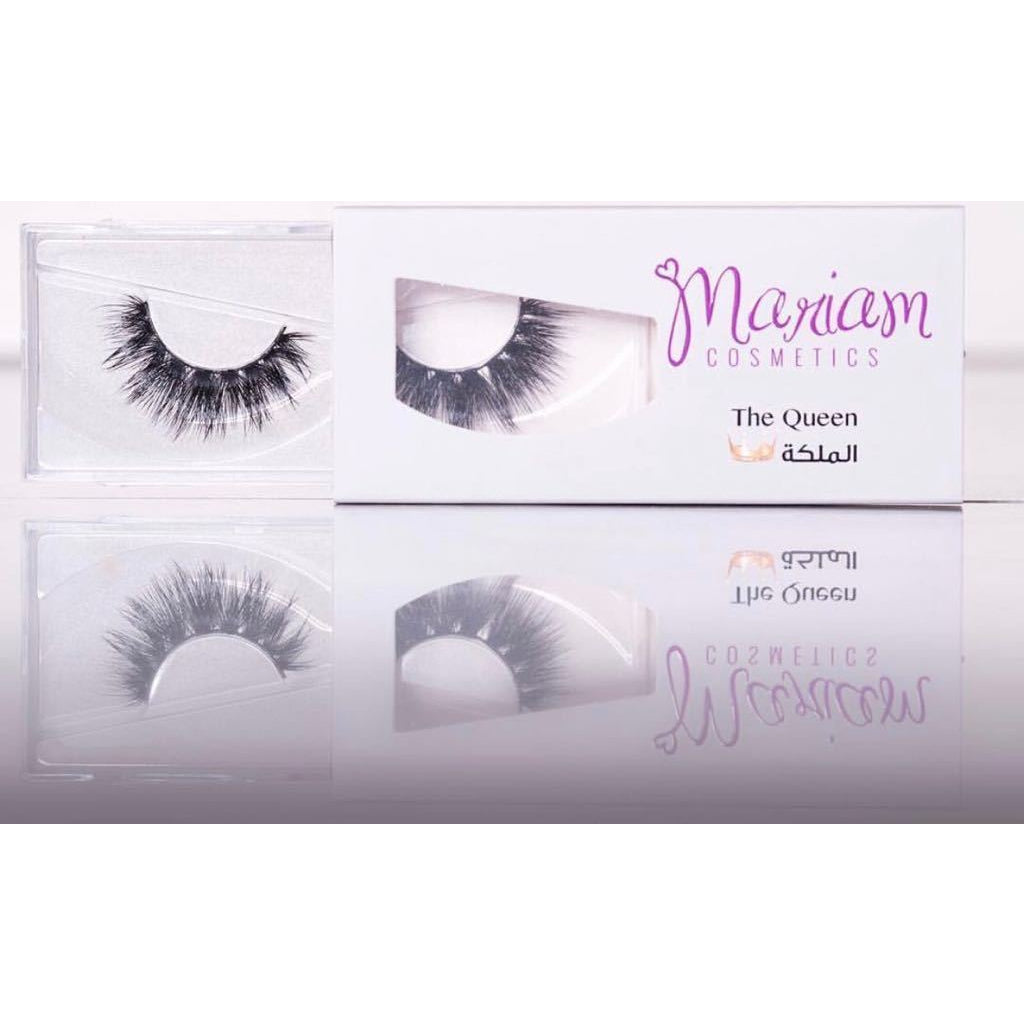 Mariam Cosmetics False Lashes - The Queen