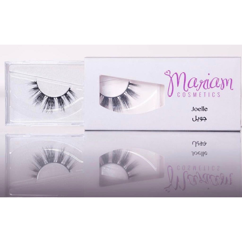 Mariam Cosmetics False Lashes - Joelle