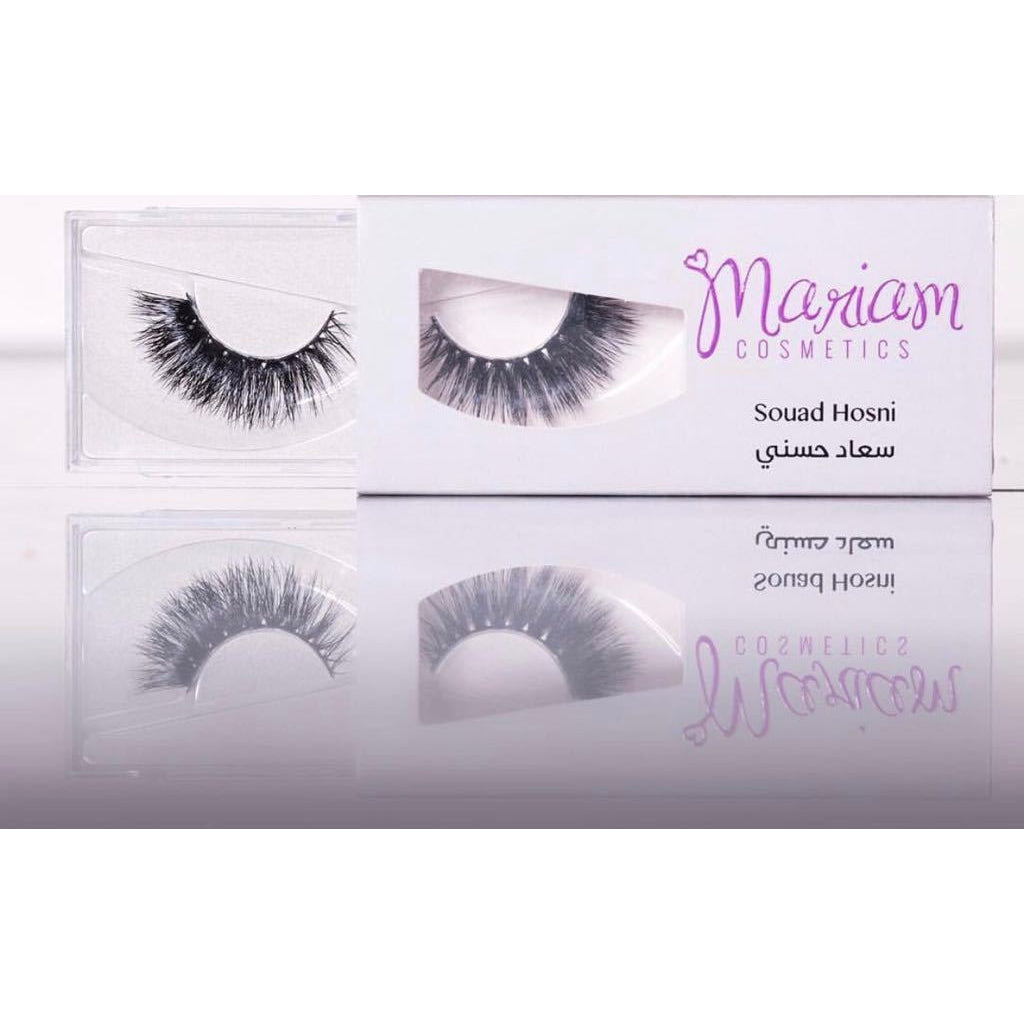 Mariam Cosmetics False Lashes - Souad Hosni