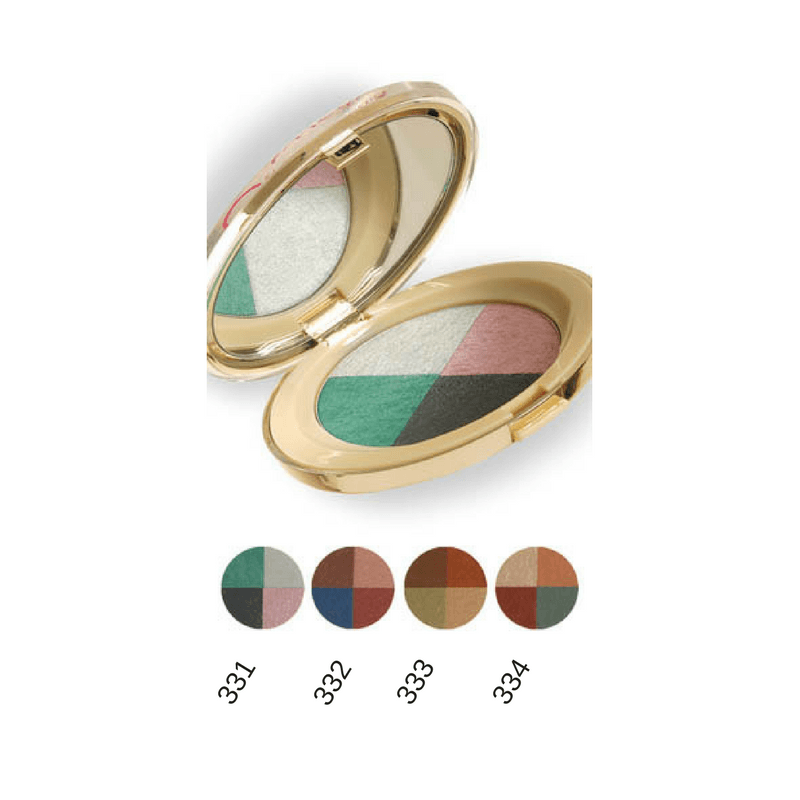 Samoa Catwalk Ecstasy Eyeshadow Quad - 4 Combinations - 25% Off