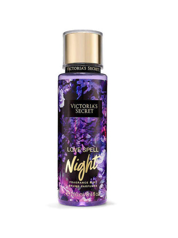 Victoria's Secret Fragrance Mist Love Spell Night