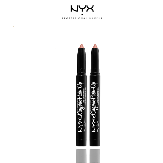 Nyx Professional Makeup Adha 2020 Offer: 2 Push Up Lipstick 15% Off