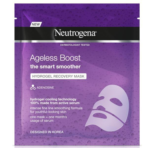 Neutrogena Timeless Boost Hydrogel Recovery Face Mask