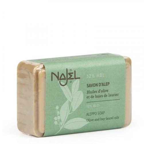 Najel Aleppo Soap with Olive and Bay Haurel Oils