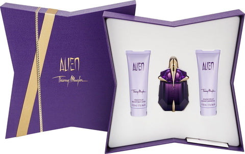 Thierry Mugler Alien Gift Set Eau De Parfum For Women