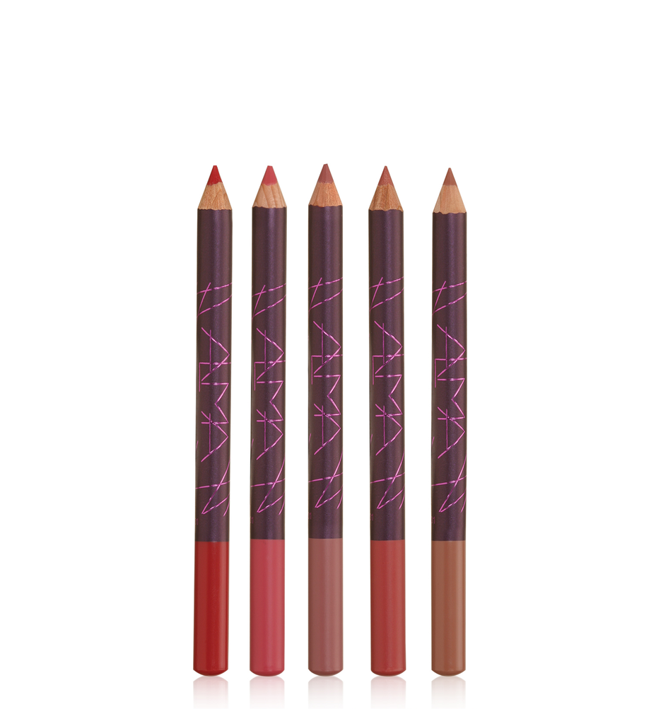 Alma Lip Definition Creamy Lipliners Bundle