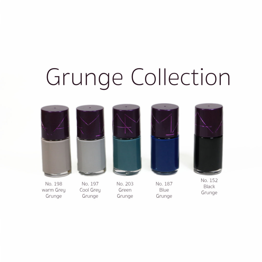 Alma Nail Polish - Grunge Collection