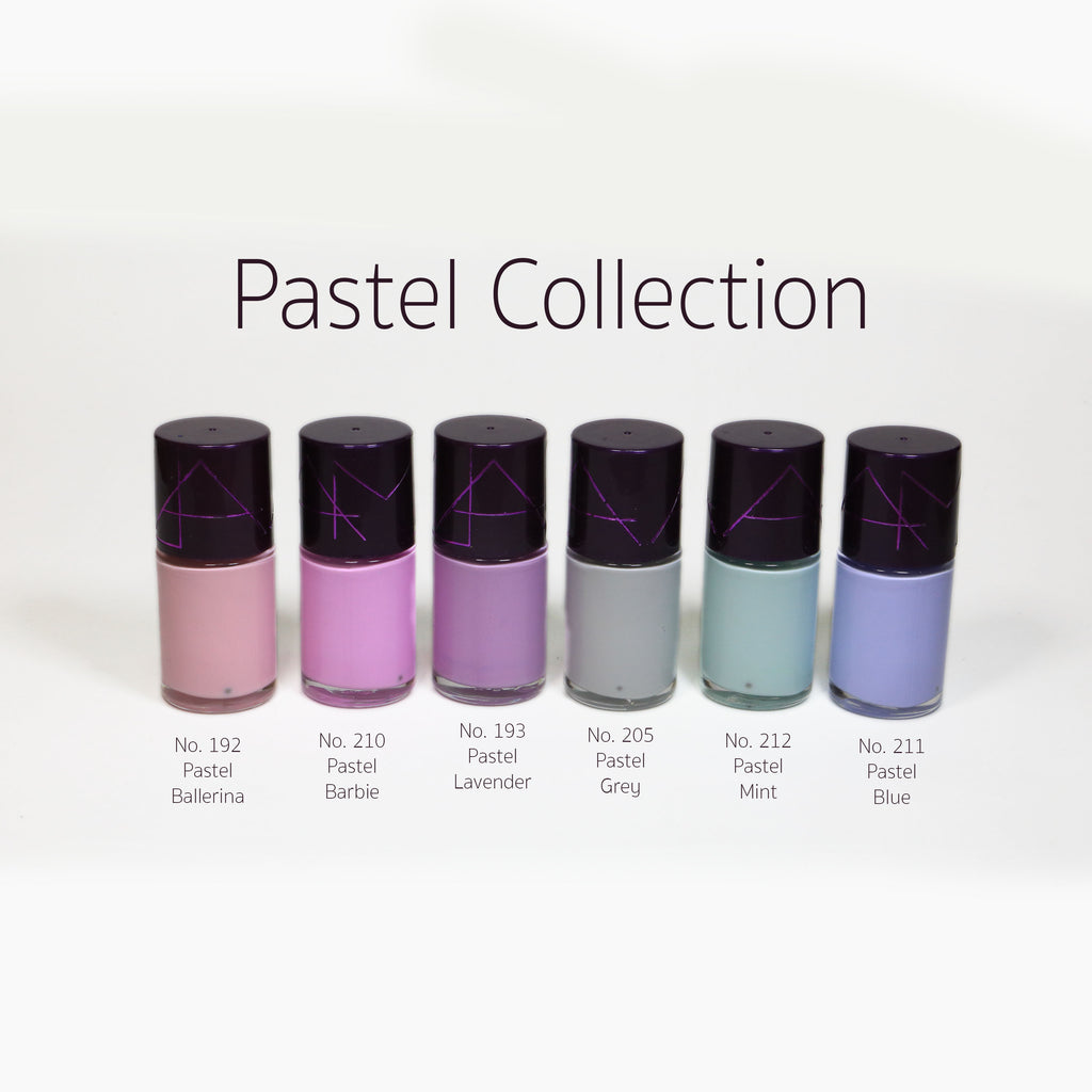 Alma Nail Polish - Pastel Collection